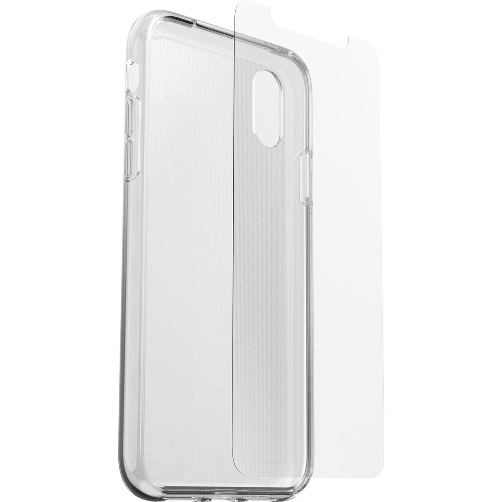 Otterbox Clearly Protected Skin Alpha Glass Apple iPhone Xr Full Body Transparant