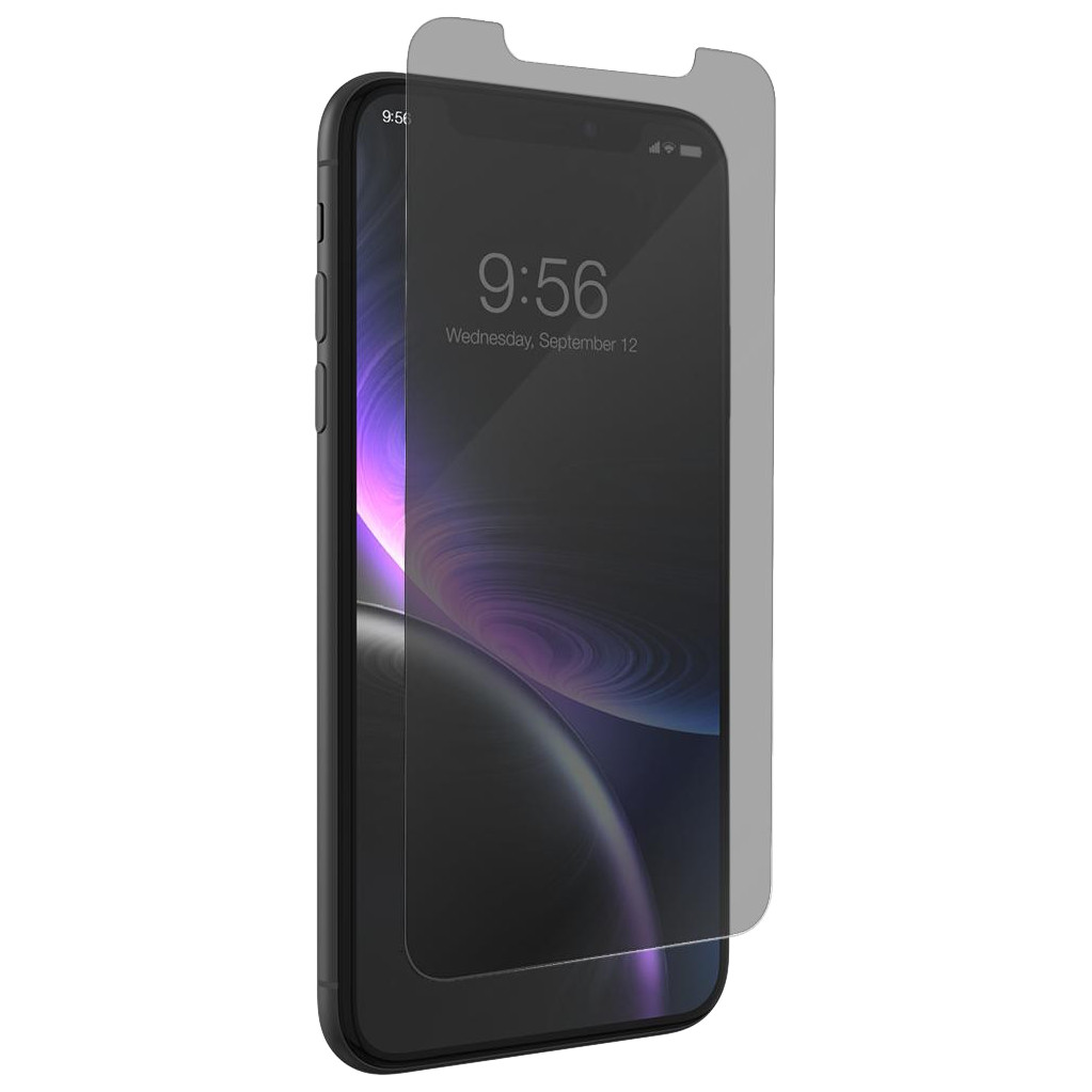 InvisibleShield Privacy Glass iPhone Xr Screenprotector Glas