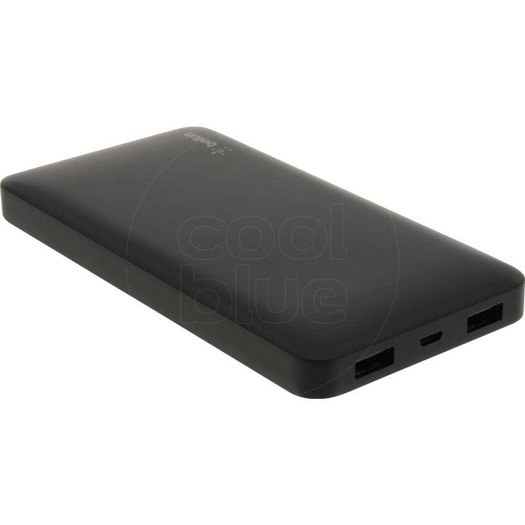 Belkin Pocket Powerbank 10.000 mAh Zwart
