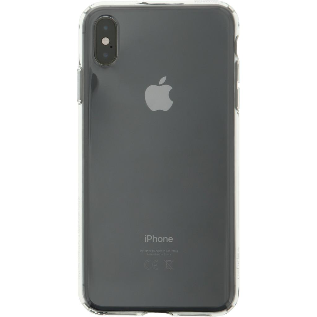 Spigen Liquid Crystal iPhone Xs Max Back Cover Transparant