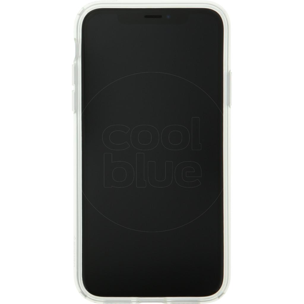 Spigen Liquid Crystal iPhone Xr Back Cover Transparant