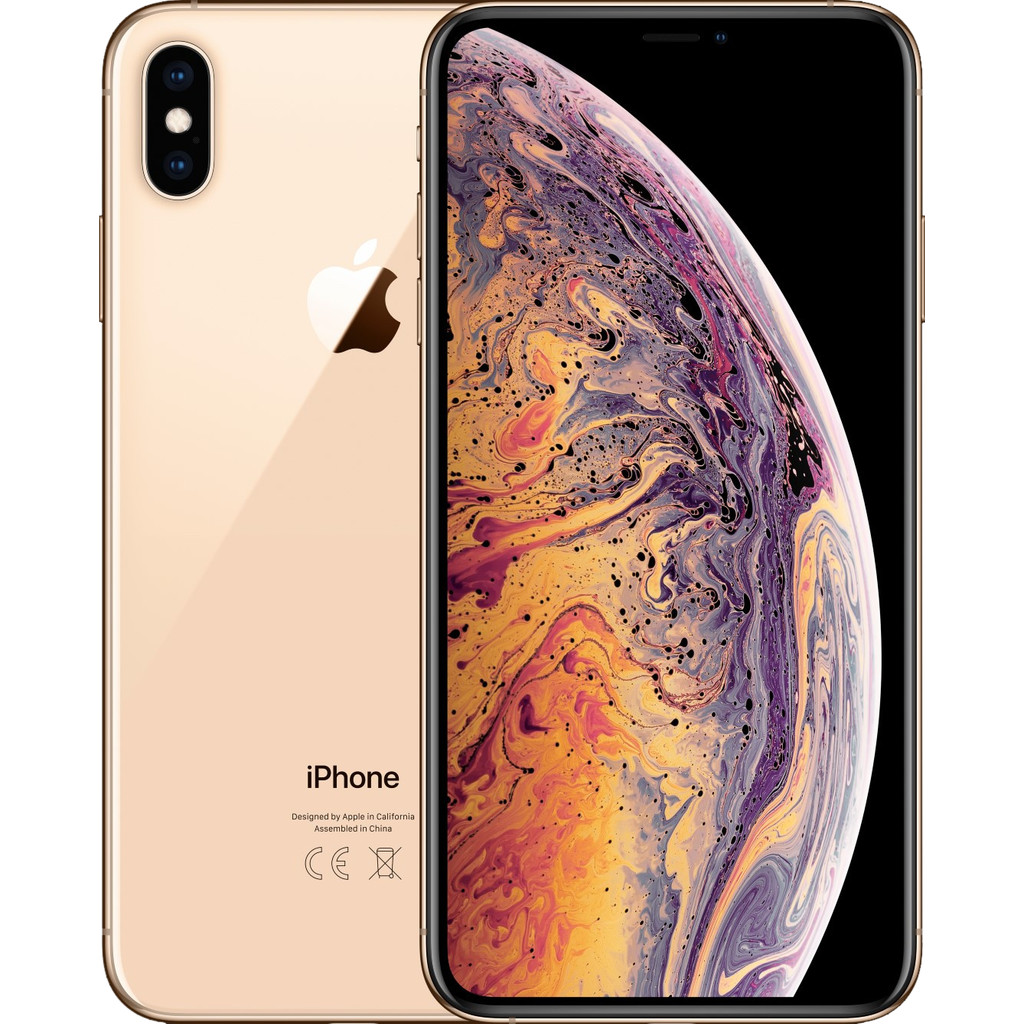 Apple iPhone Xs Max 512 GB Goud