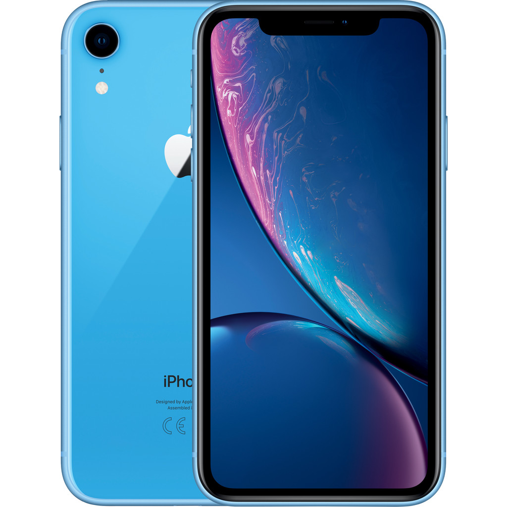 Apple iPhone Xr 64 GB Blauw