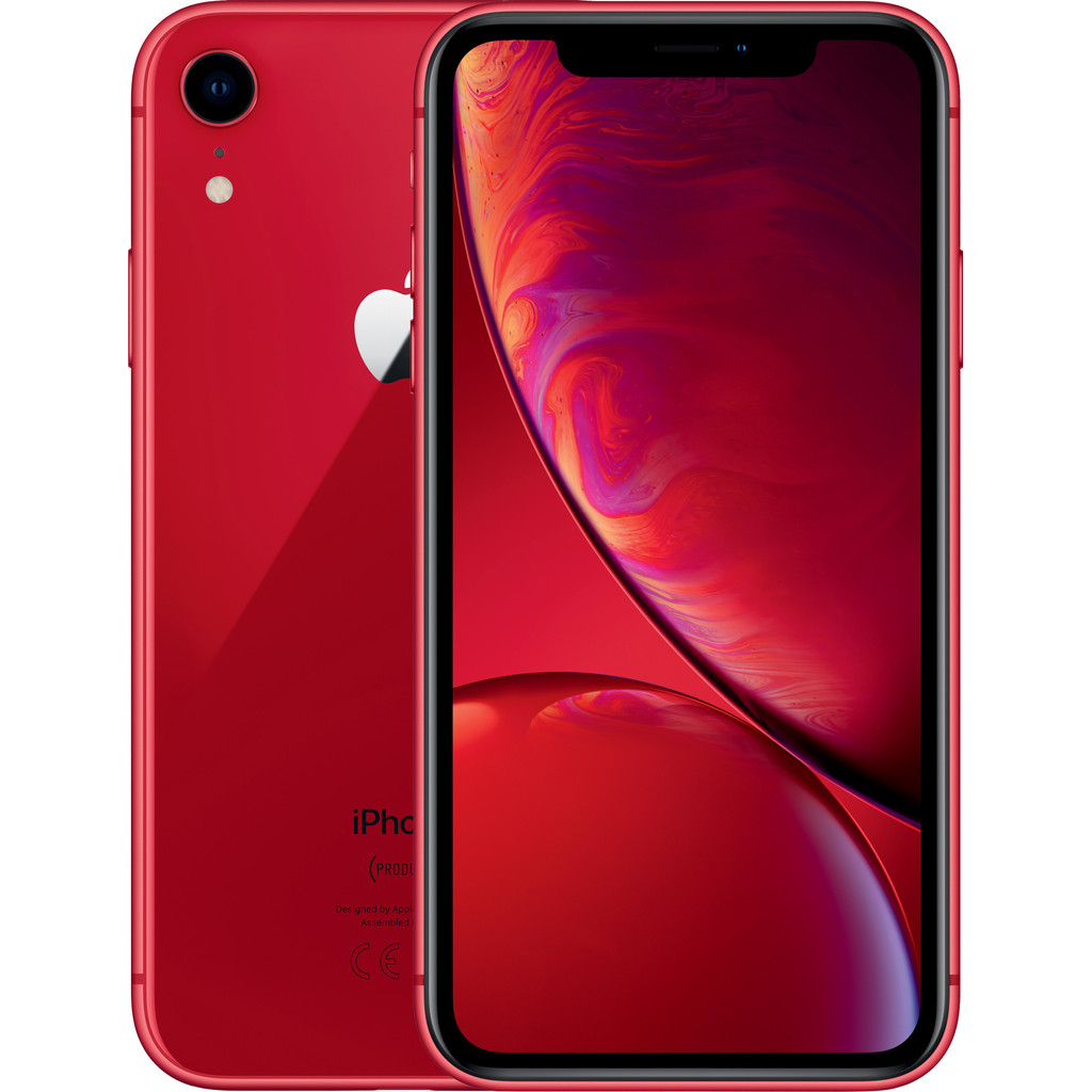 Apple iPhone Xr 256 GB RED