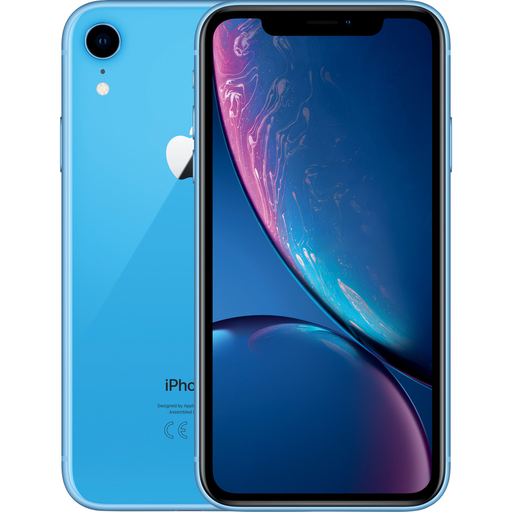 Apple iPhone Xr 256 GB Blauw