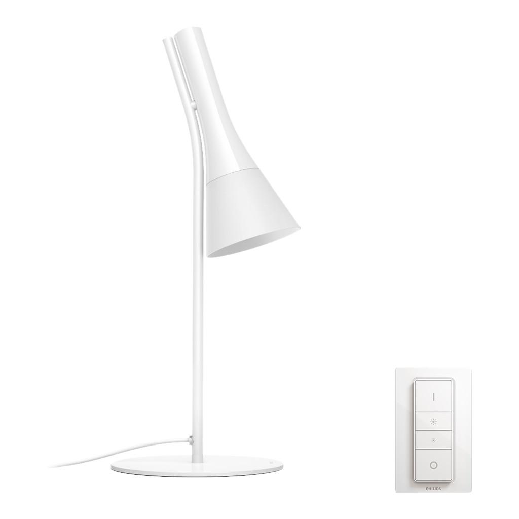 Philips Hue Explore Tafellamp Wit