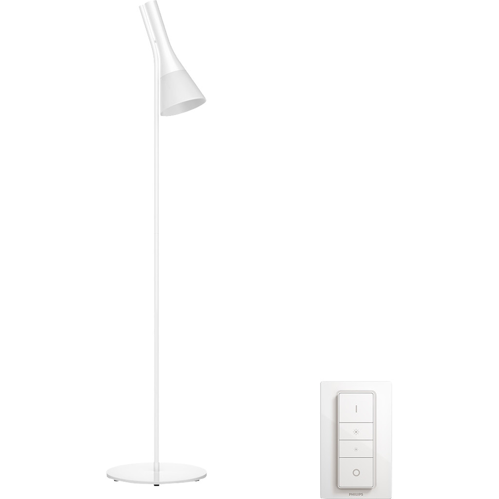 Philips Hue Explore Staande Lamp Wit