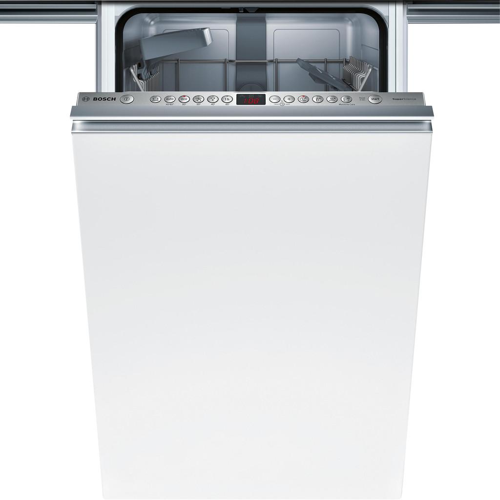 Bosch SPV46IX03E / Inbouw / Volledig geintegreerd / Nishoogte 81,5 - 87,5 cm