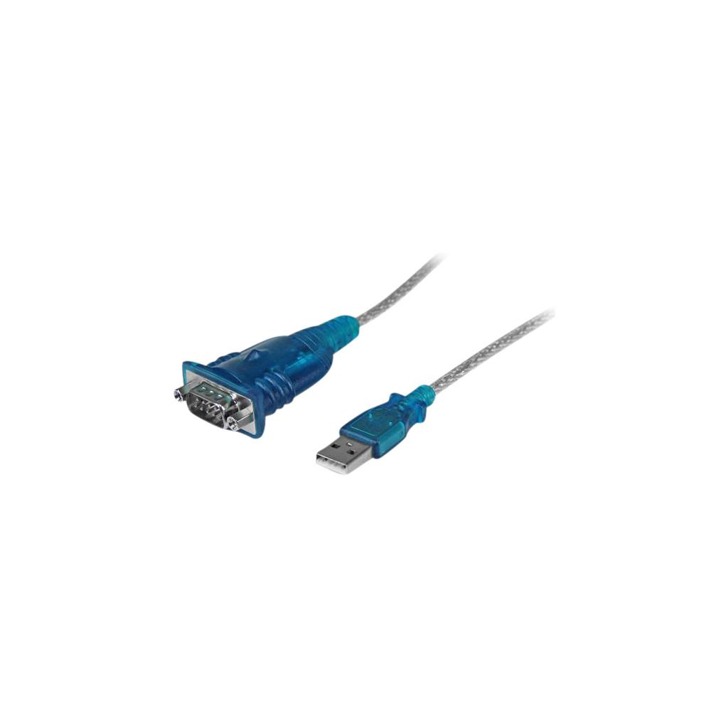 StarTech Usb A naar RS232 DB9 Seriële Kabel Converter