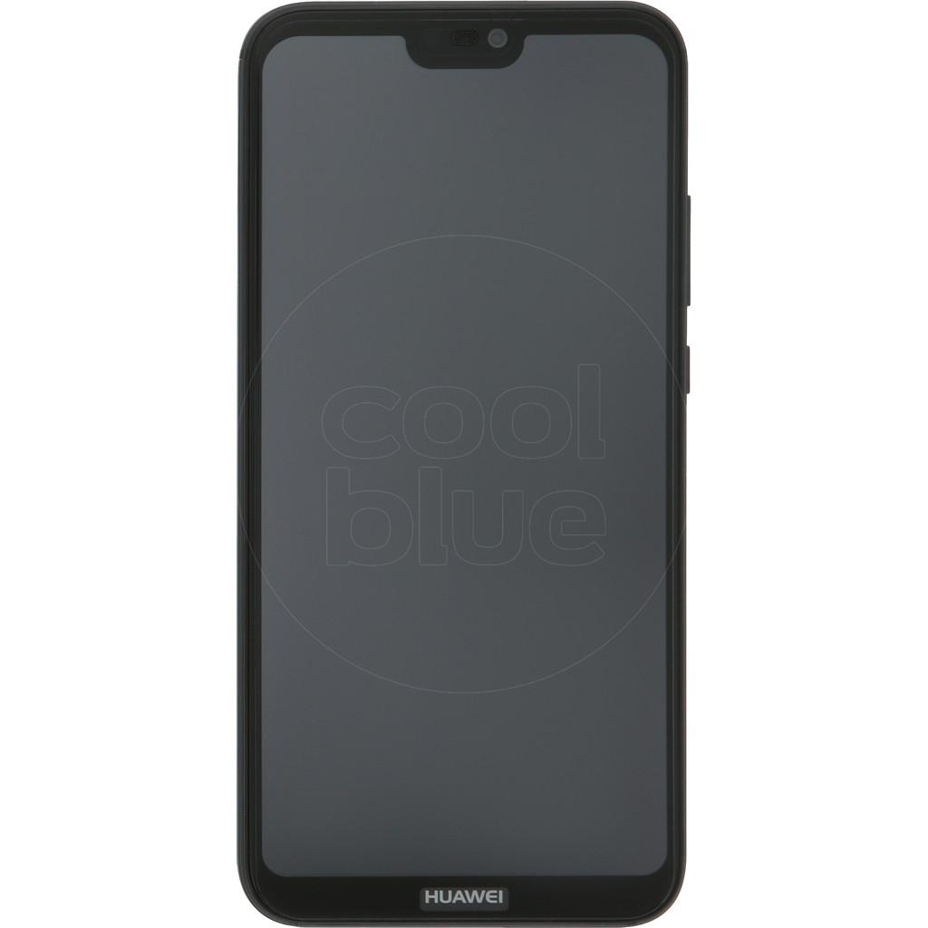 PanzerGlass Huawei P20 Lite Zwart Screenprotector Glas