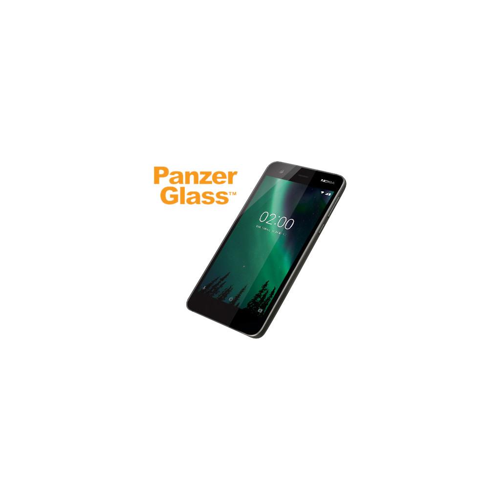 PanzerGlass Nokia 2 Screenprotector Glas