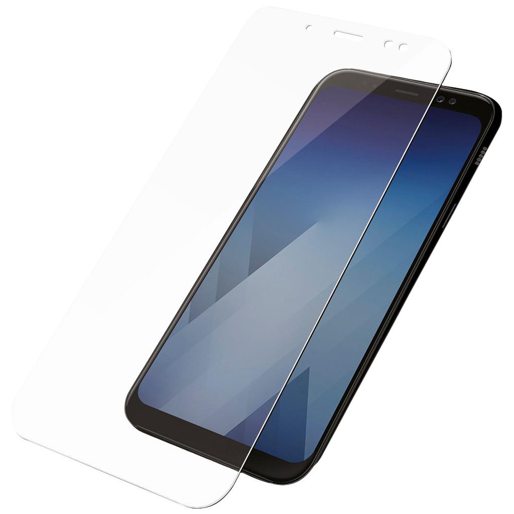 PanzerGlass Samsung Galaxy A6 (2018) Screenprotector Glas Zwart