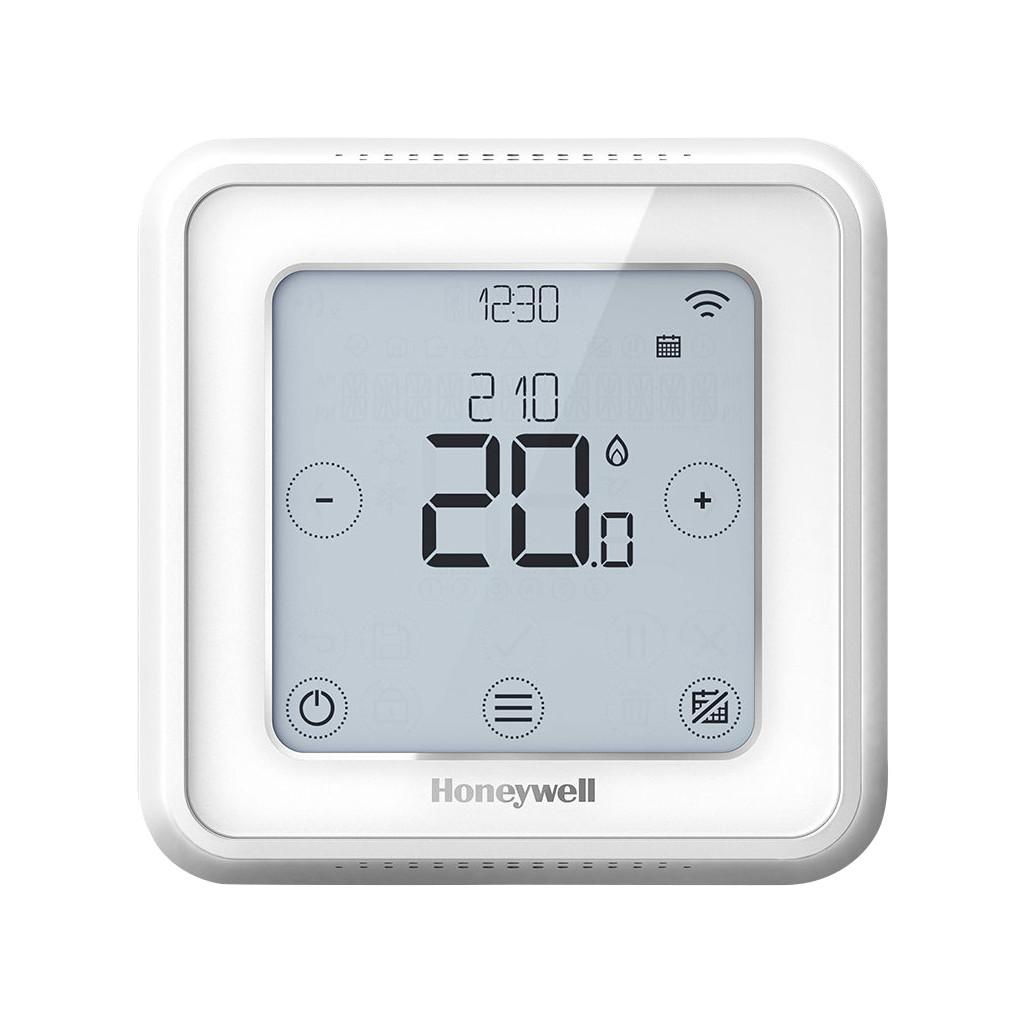 Honeywell Lyric T6 Wit (Bedraad)