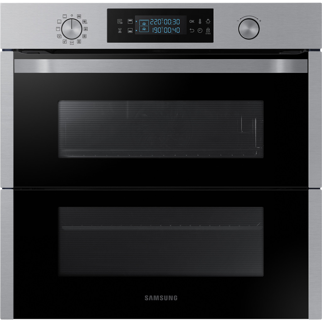 Samsung NV75N5641RS Dual Cook Flex