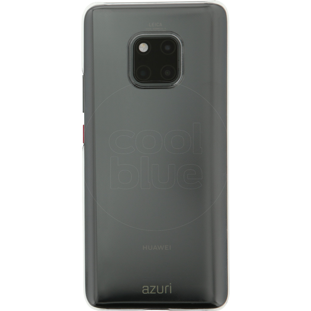 Azuri Huawei Mate 20 Pro Back Cover Transparant