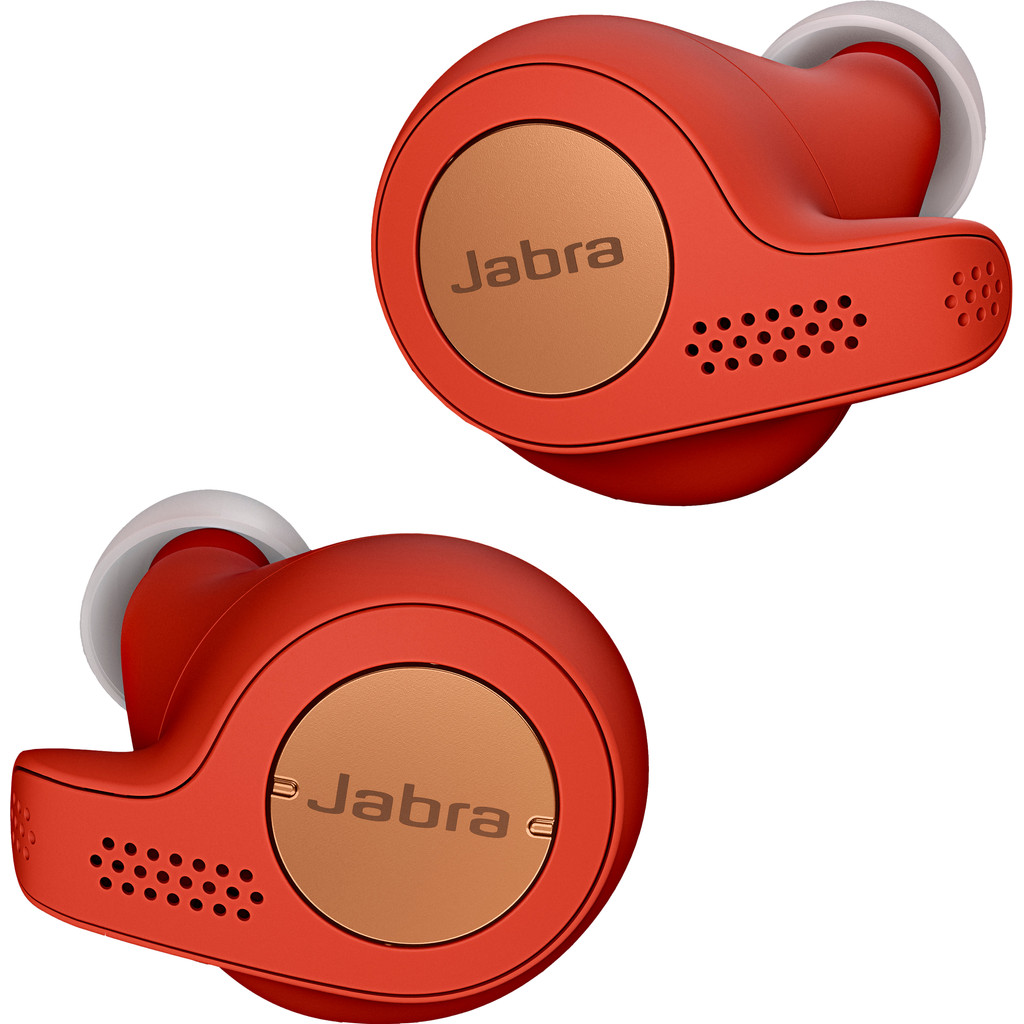 Jabra Elite Active 65t Rood