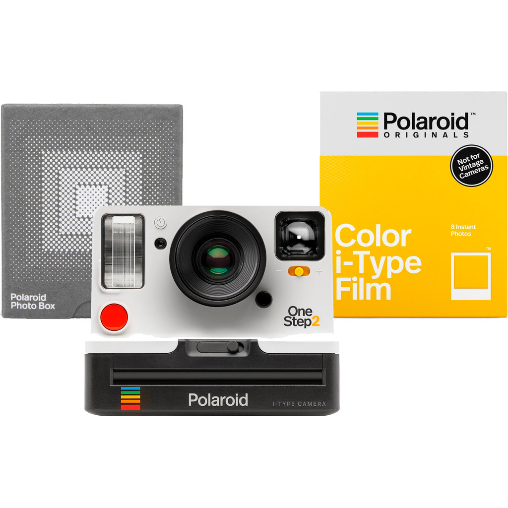 Polaroid Originals OneStep 2 VF Wit - Everything box