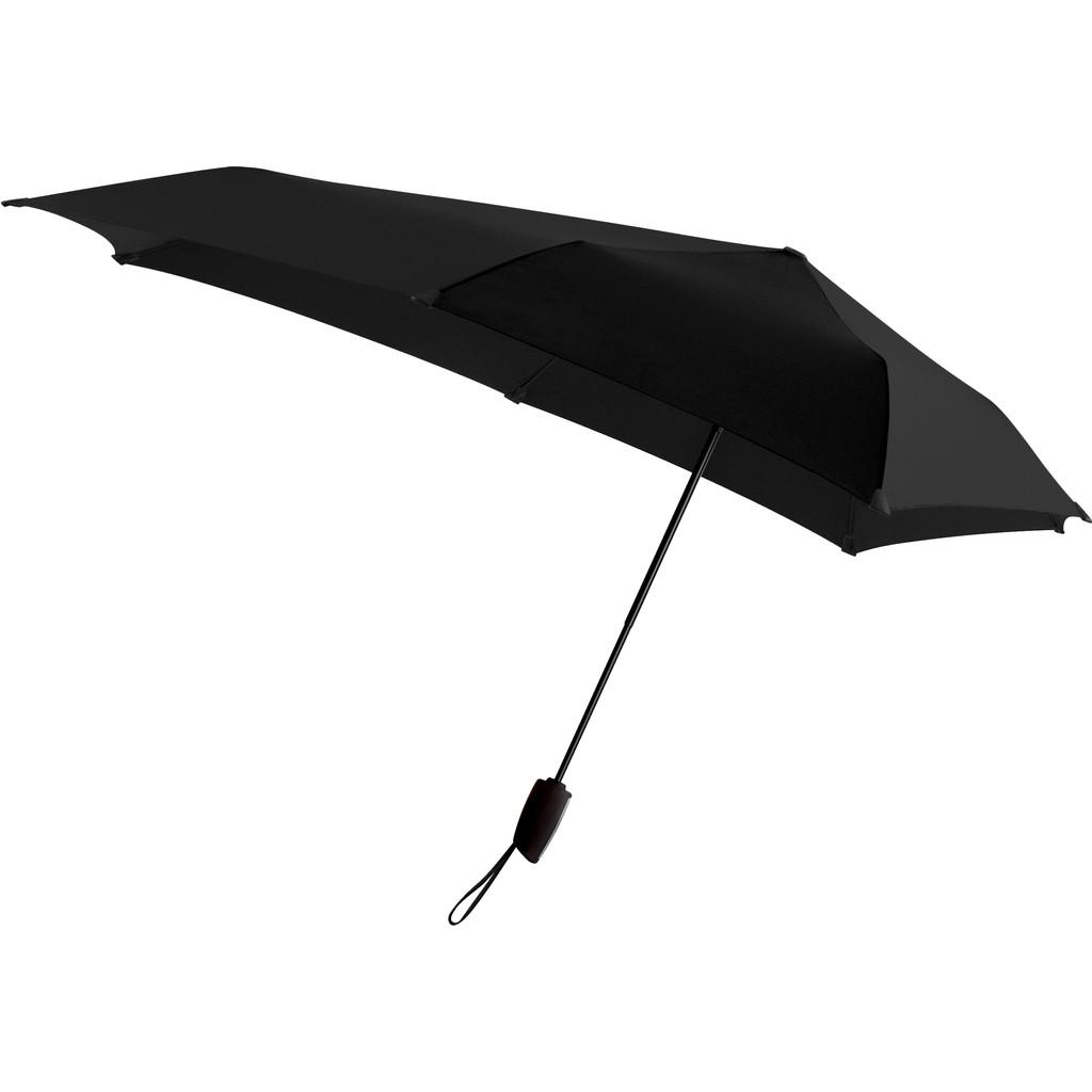 Senz° Automatic Stormparaplu Pure Black