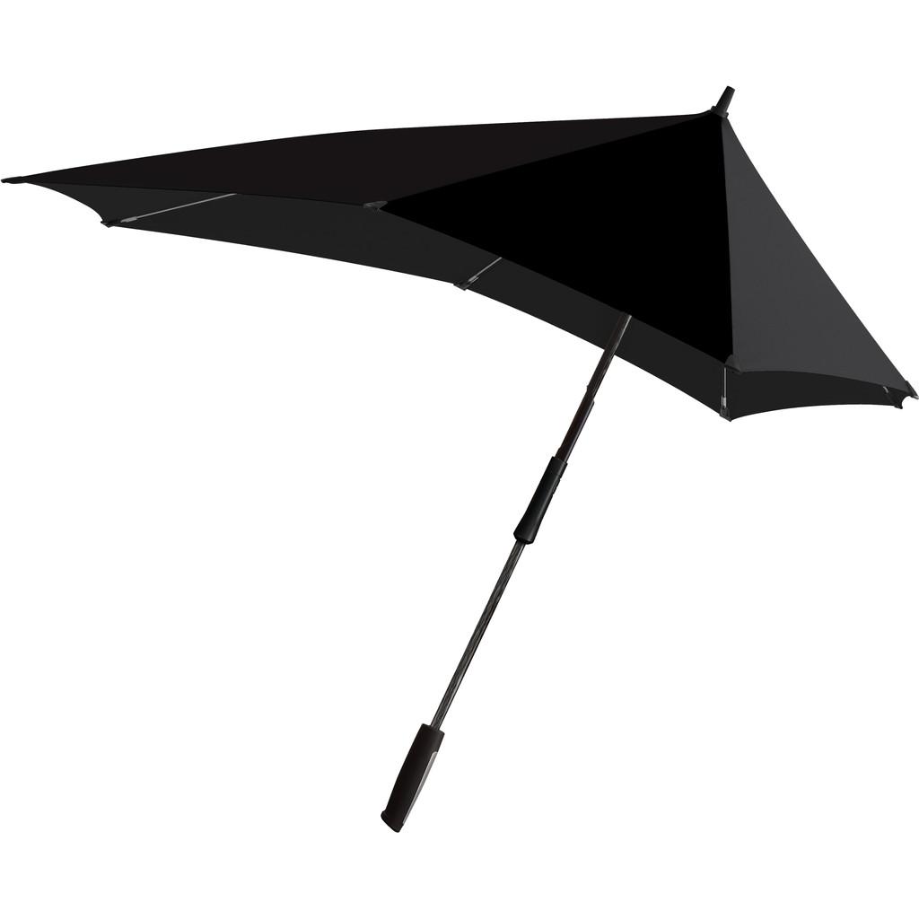 Senz° XXL Stormparaplu Pure Black