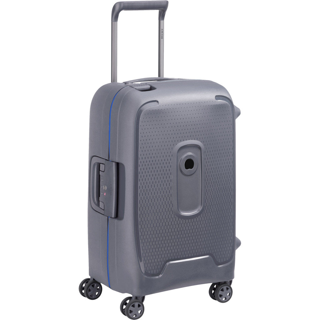 Delsey Moncey Cabin Size Trolley 55cm Grijs
