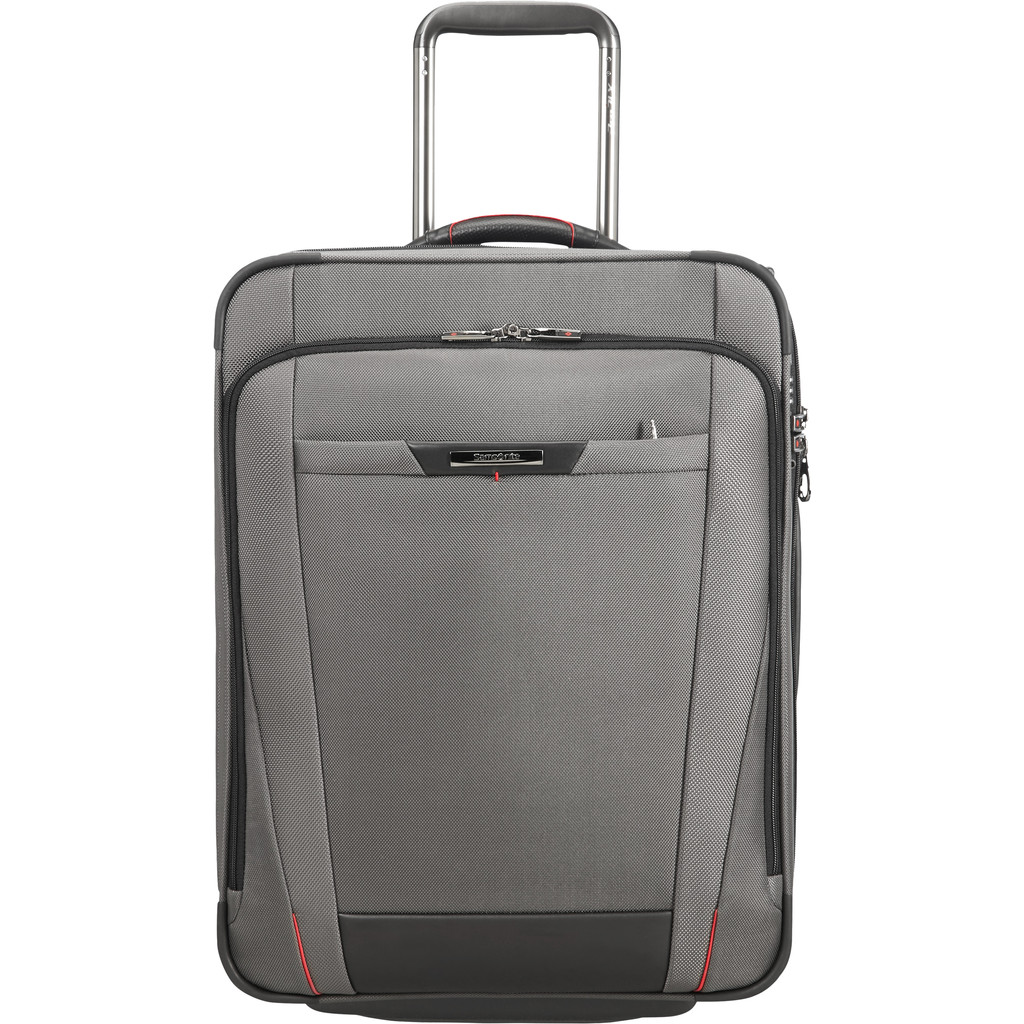 Samsonite Pro-DLX 5 Expandable Upright 55cm Magnetic Grey