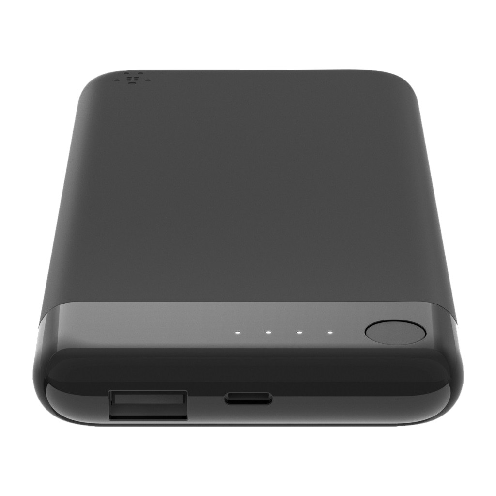 Belkin BoostCharge Lightning Powerbank 5.000 mAh Zwart