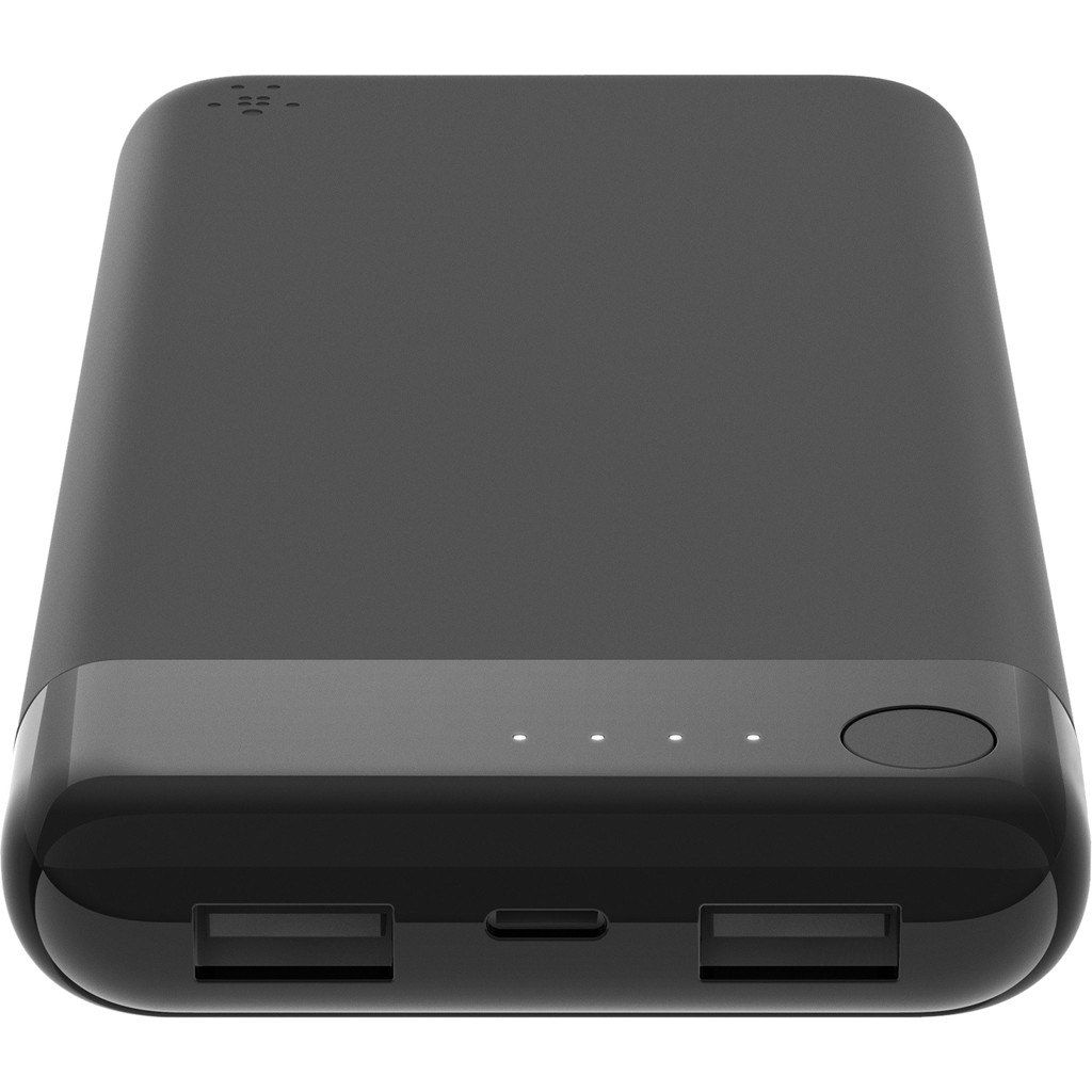 Belkin BoostCharge Lightning Powerbank 10.000 mAh Zwart
