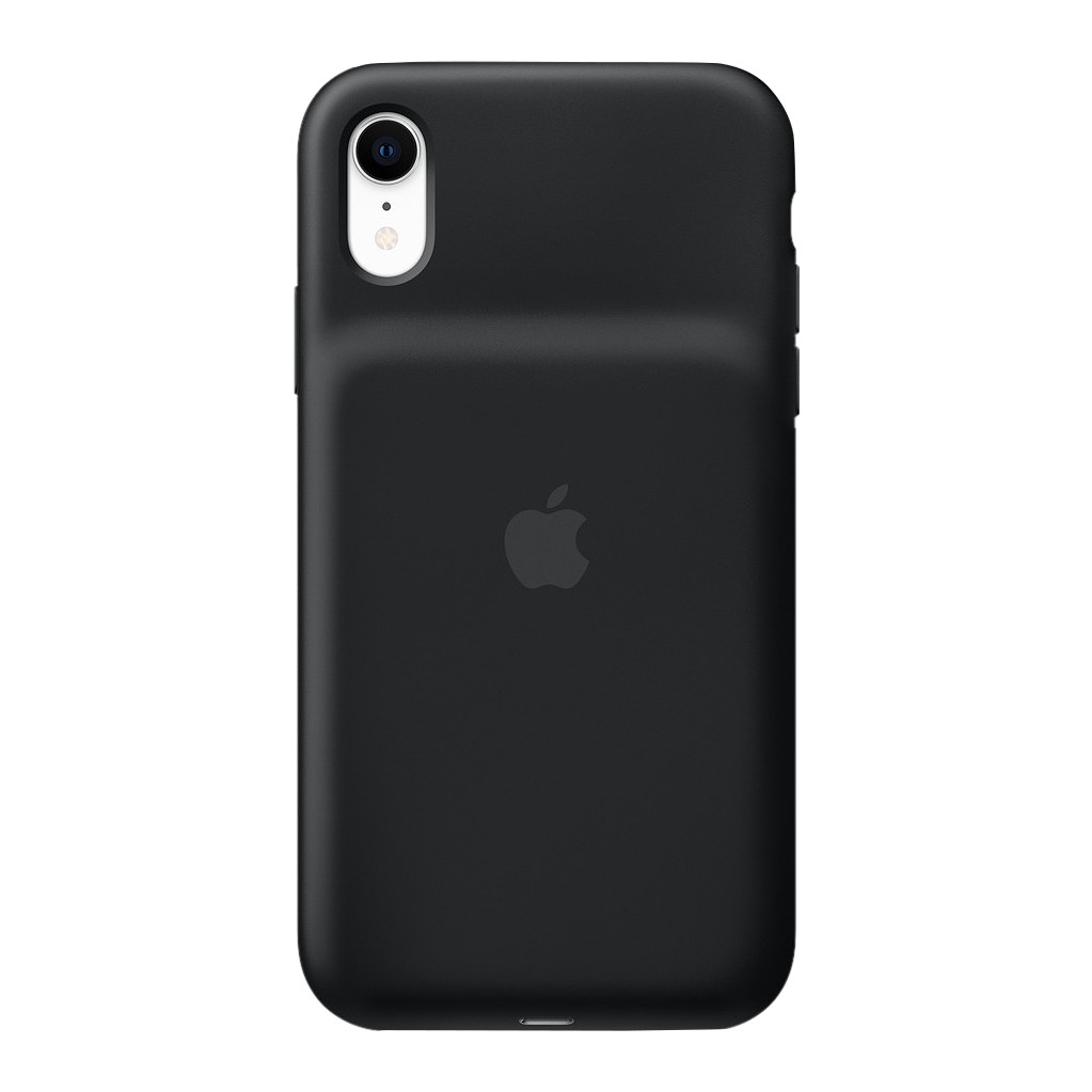 Apple iPhone Xr Smart Battery Case Zwart