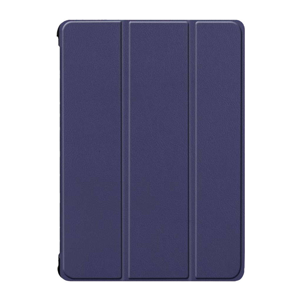 Just in Case Smart Tri-Fold Lenovo Tab P10 Book Case Blauw