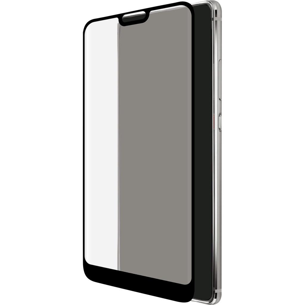 Azuri Curved Gehard Glas Nokia 7.1 Screenprotector
