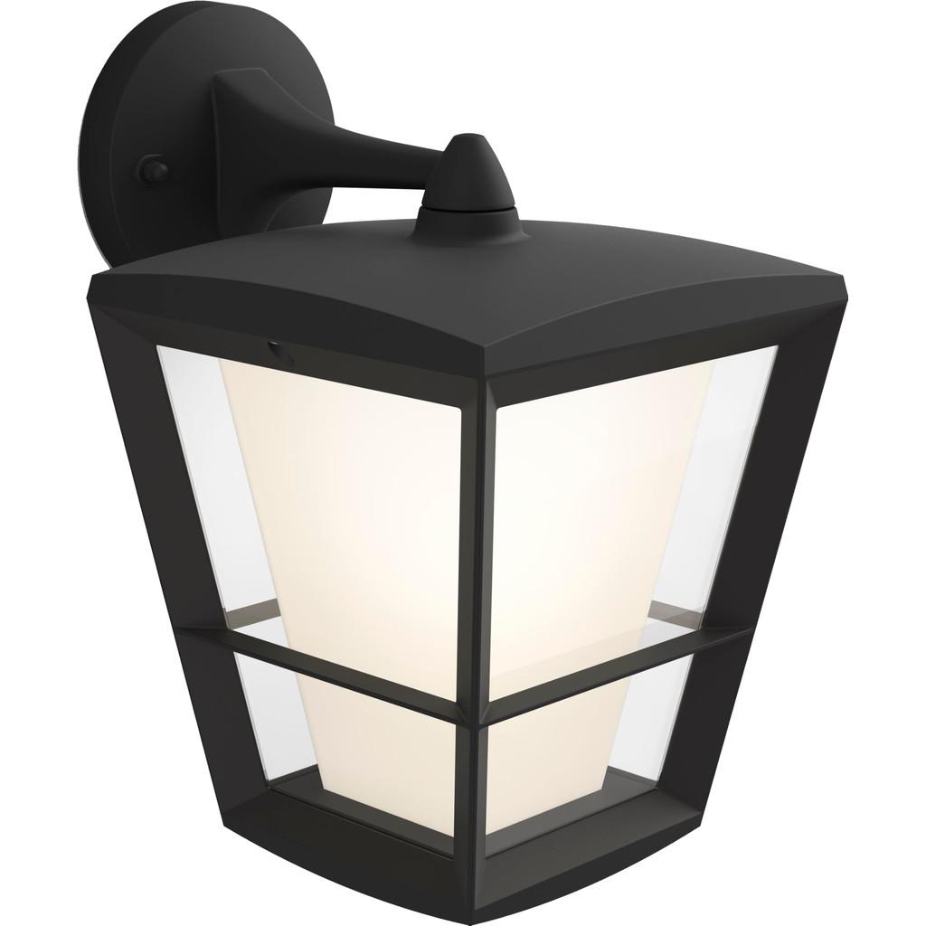 Philips Hue Econic buitenwandlamp klassiek hangend