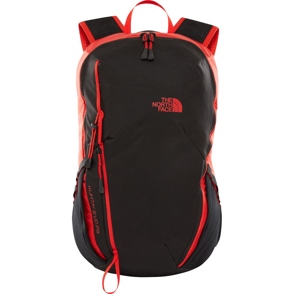 "The North Face Kuhtai Evo 15"" Fiery Red/TNF Black 18L"