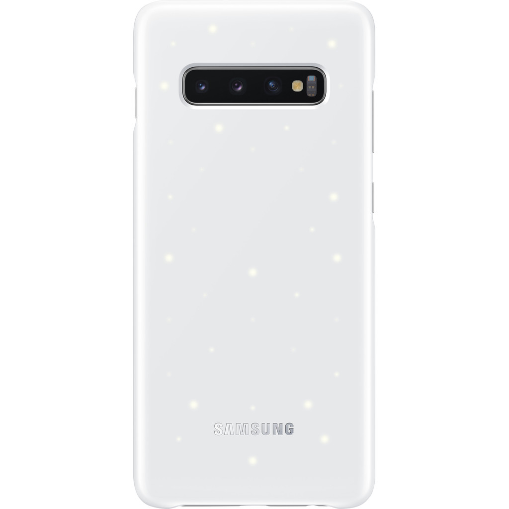 Samsung Galaxy S10 Plus LED Cover Back Cover Wit
