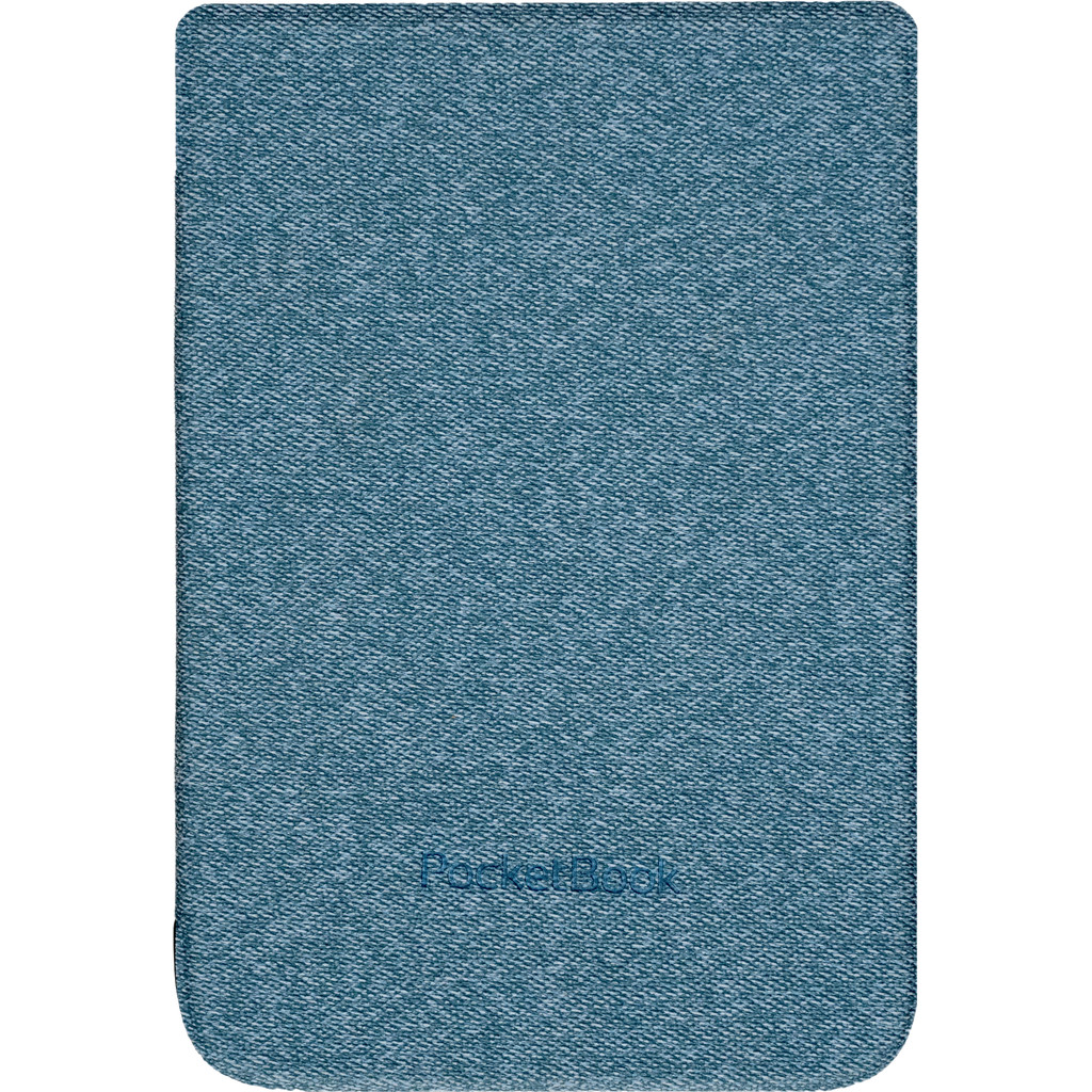Pocketbook Shell Touch HD 3/Touch Lux 4 Book Case Blauw