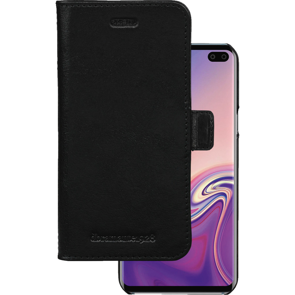 DBramante1928 Lynge Samsung Galaxy S10 Plus Book Case Zwart