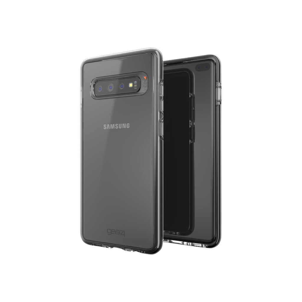 GEAR4 D3O Piccadilly Samsung Galaxy S10 Plus Back Cover Zwart