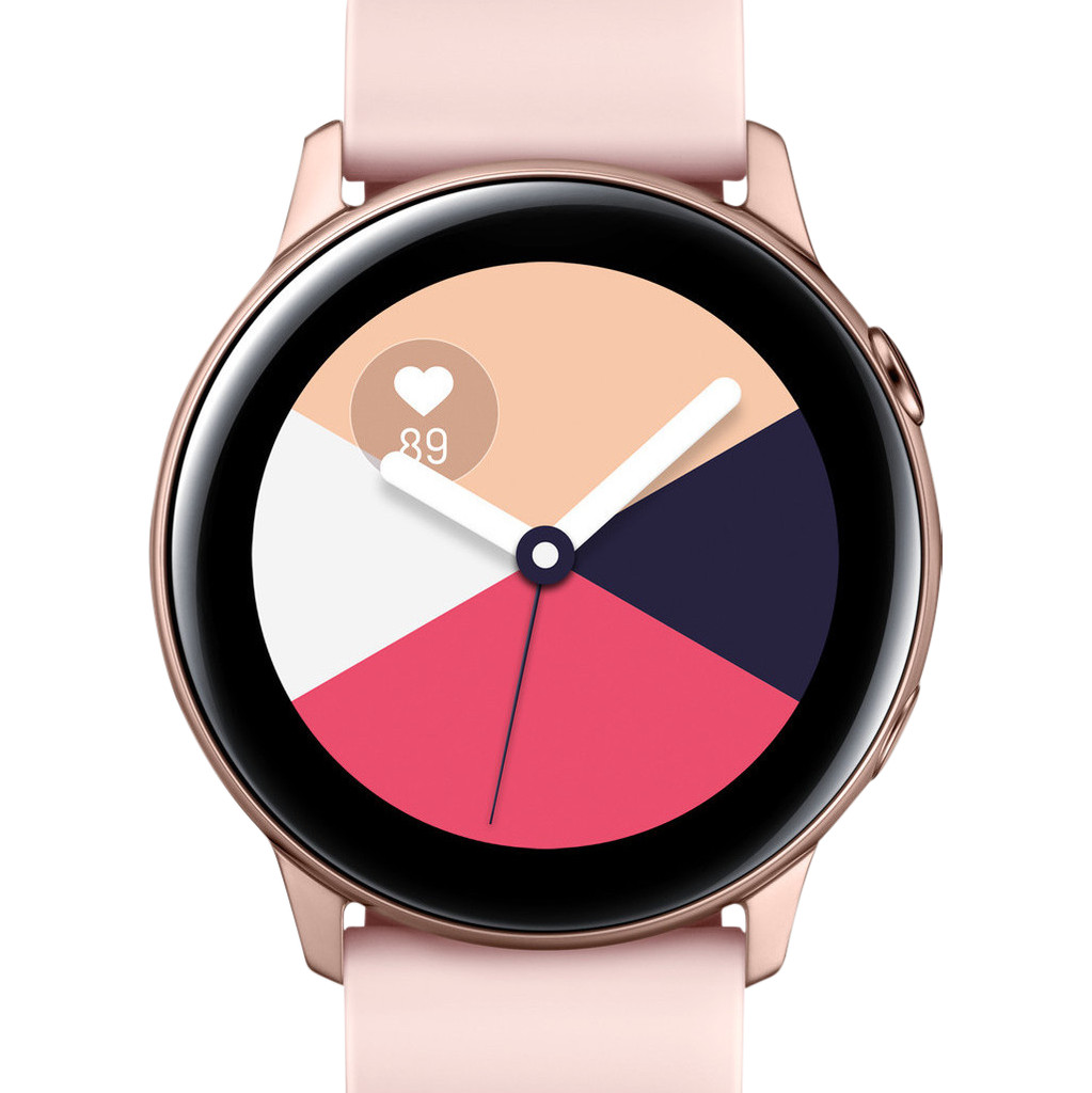 Samsung Galaxy Watch Active Rosé Goud