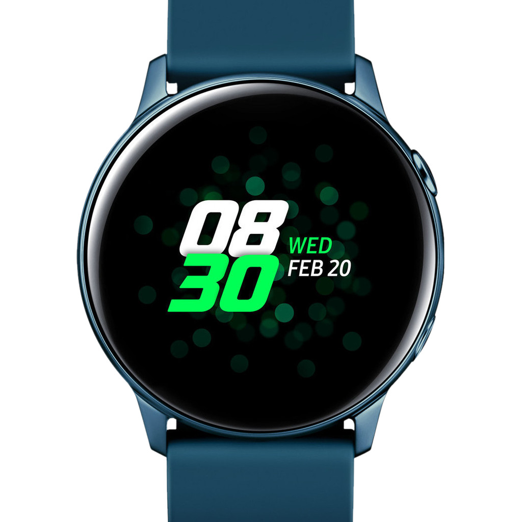 Samsung Galaxy Watch Active Groen