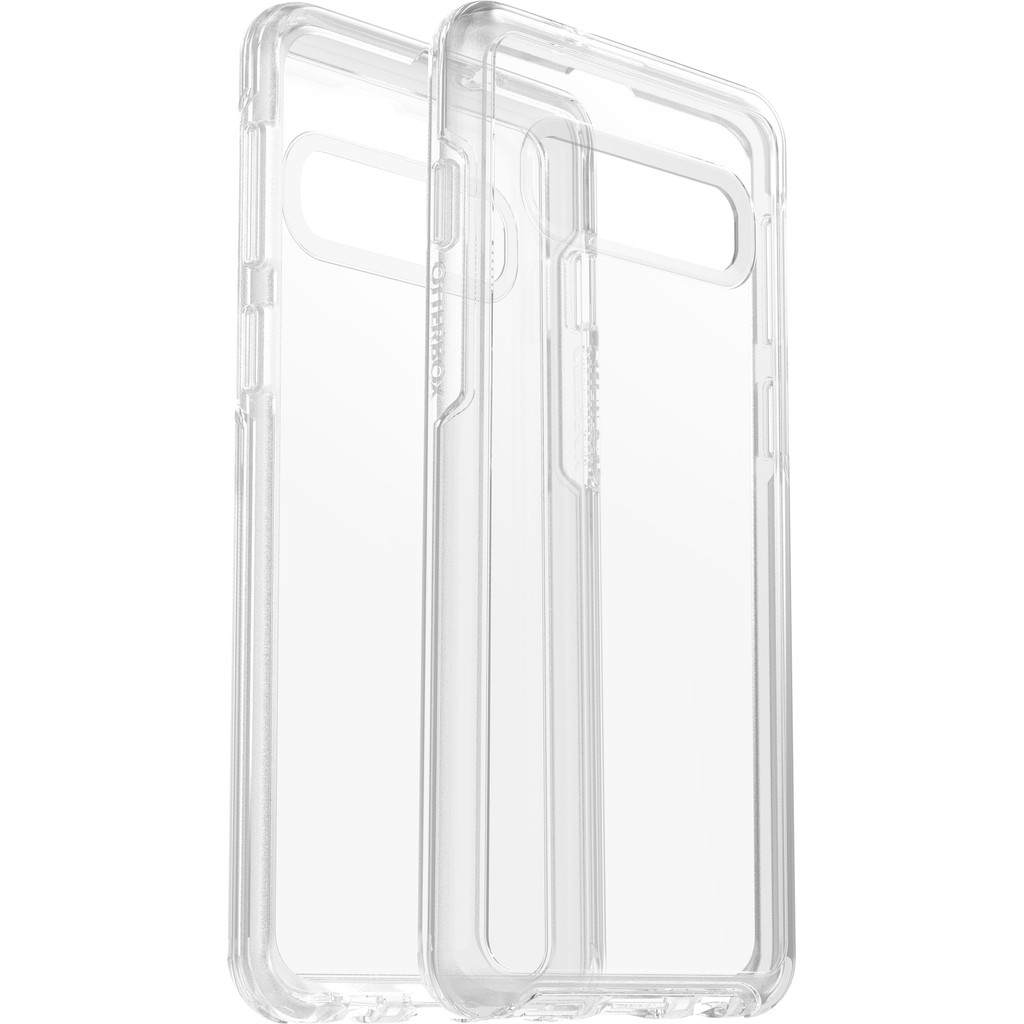 OtterBox Symmetry Clear Samsung Galaxy S10 Back Cover Transparant