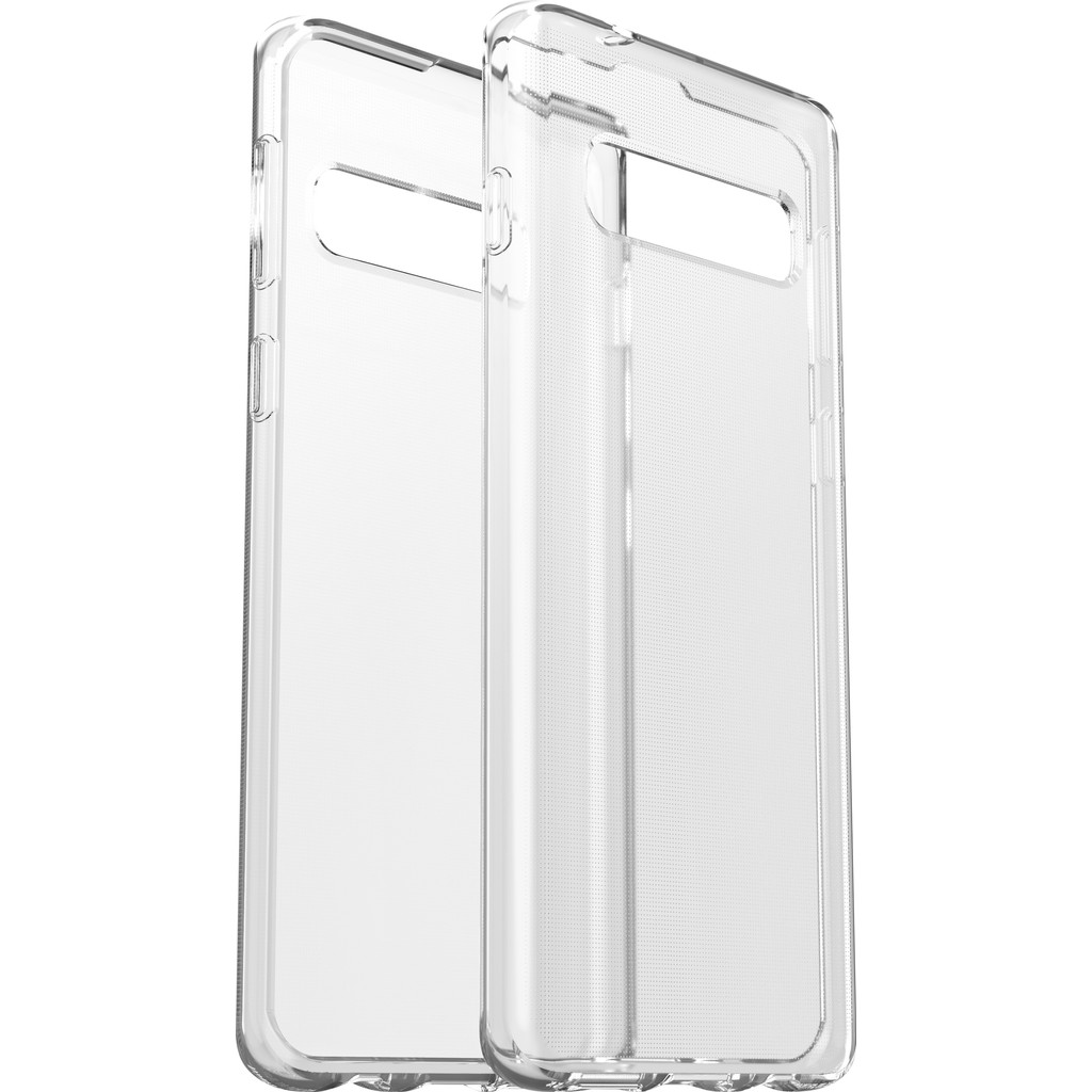 OtterBox Clearly Protected Skin Samsung Galaxy S10 Back Cover Transparant