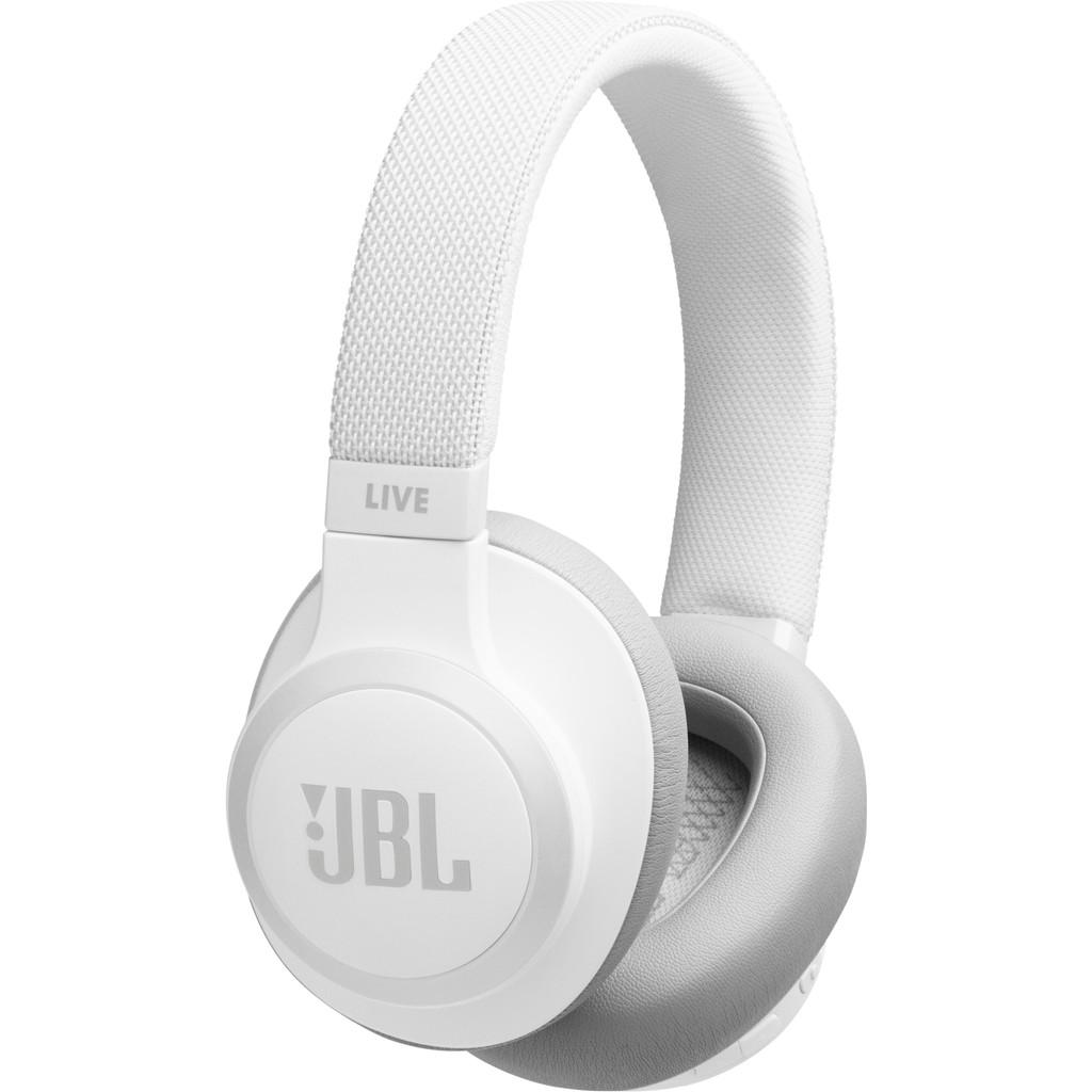 JBL LIVE 650BTNC Wit