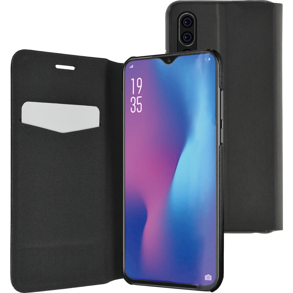 Azuri Booklet Ultra Thin Huawei P30 Lite Book Case Zwart