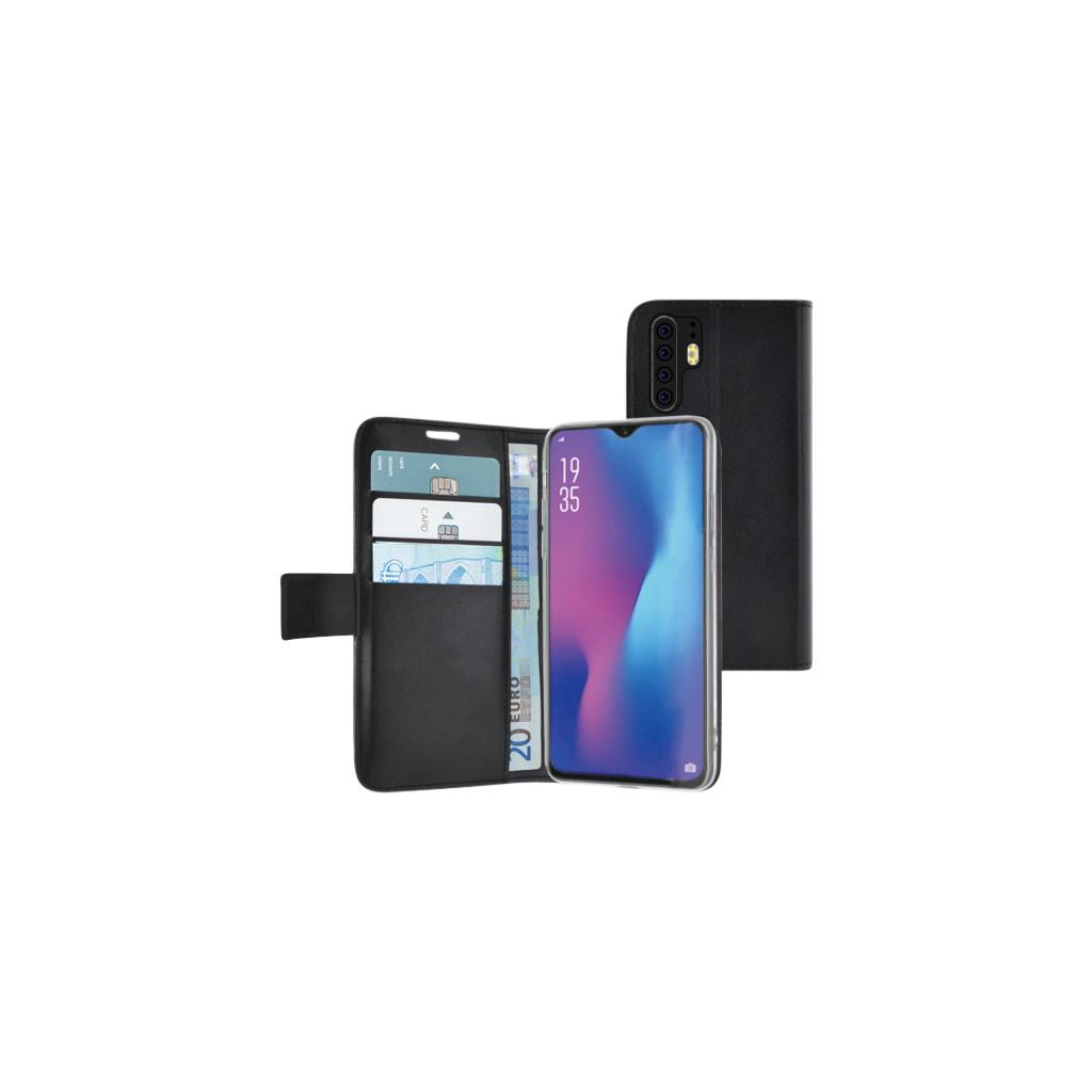 Azuri Wallet Magneet Huawei P30 Pro Book Case Zwart