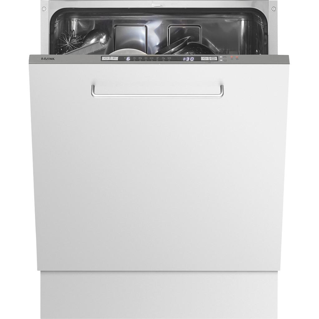 ETNA VW644RVS / Inbouw / Volledig geintegreerd / Nishoogte 82 - 88 cm