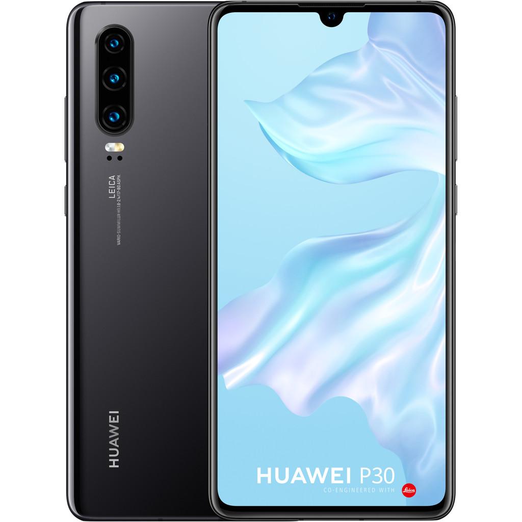 Huawei P30 Zwart