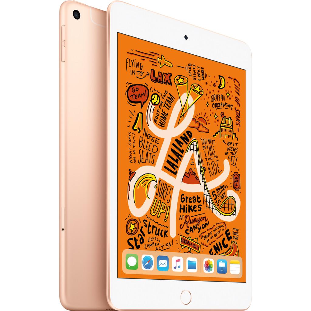 Apple iPad Mini 5 256 GB Wifi + 4G Goud