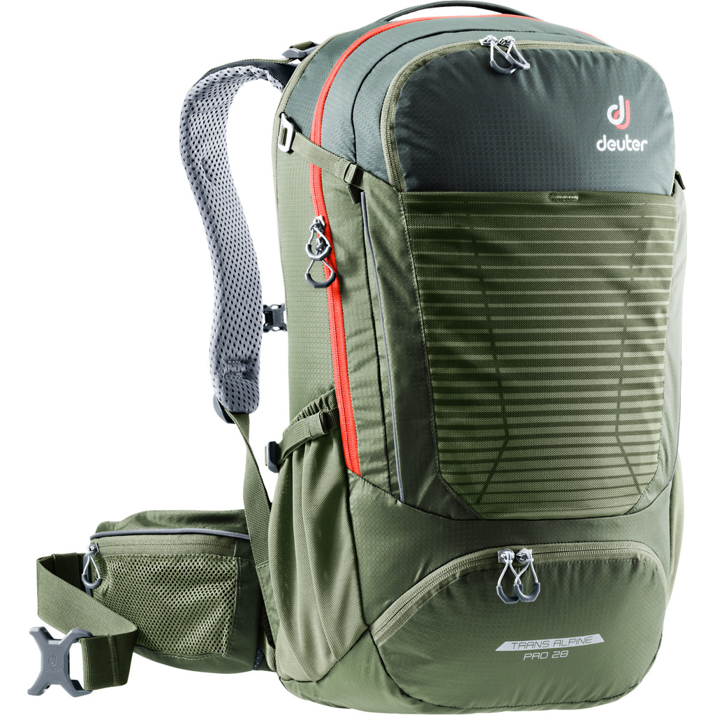 Deuter Trans Alpine Pro Ivy/Khaki 28L
