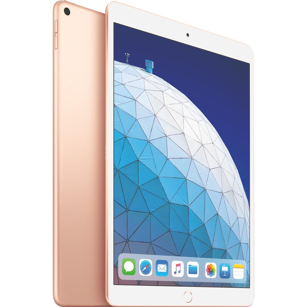 Apple iPad Air (2019) 64 GB Wifi Goud
