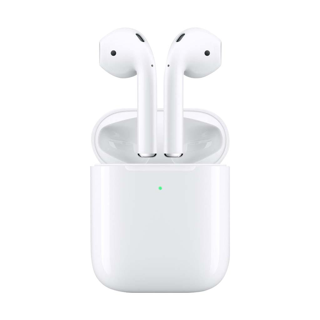 Apple AirPods 2 met draadloze oplaadcase