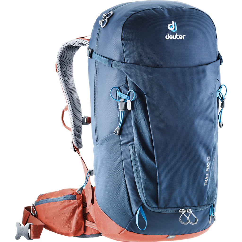 Deuter Trail Pro Midnight/Lava 32L